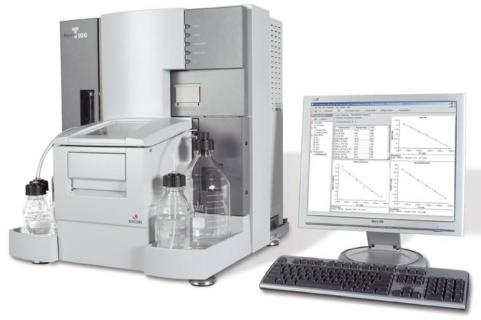 Biacore4通道生物传感分析系统